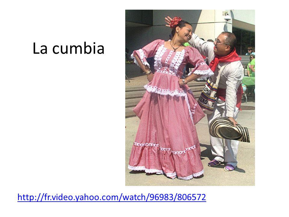 La cumbia http://fr.video.yahoo.com/watch/96983/806572
