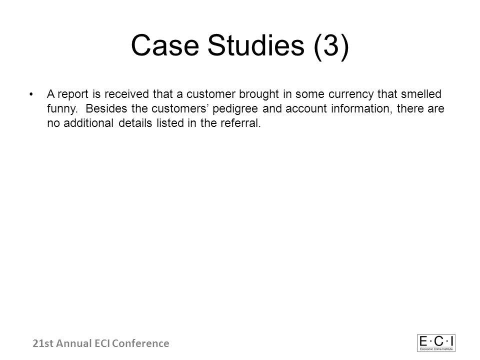 Case Studies (3)