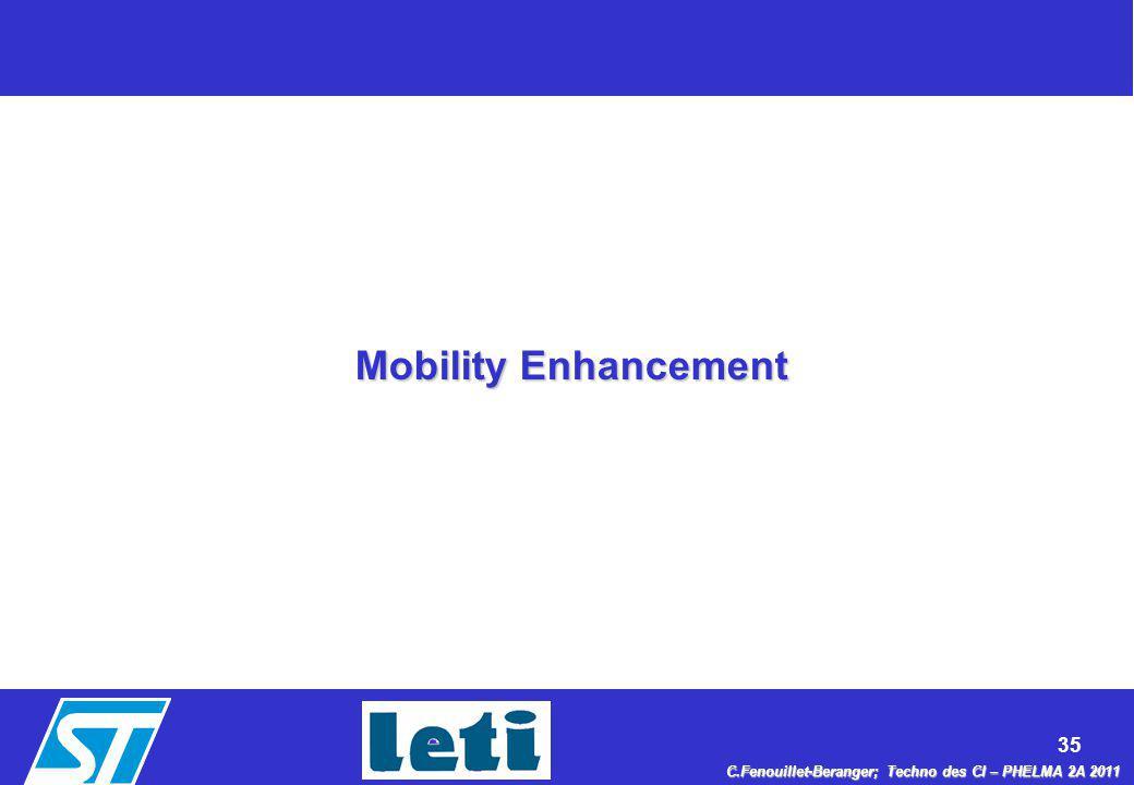 Mobility Enhancement