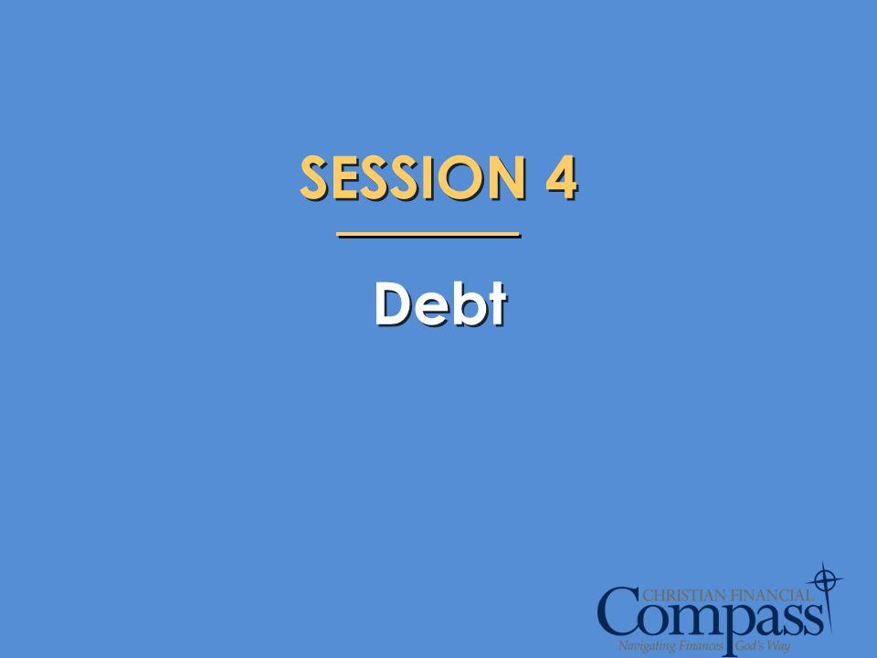 SESSION 4 Debt