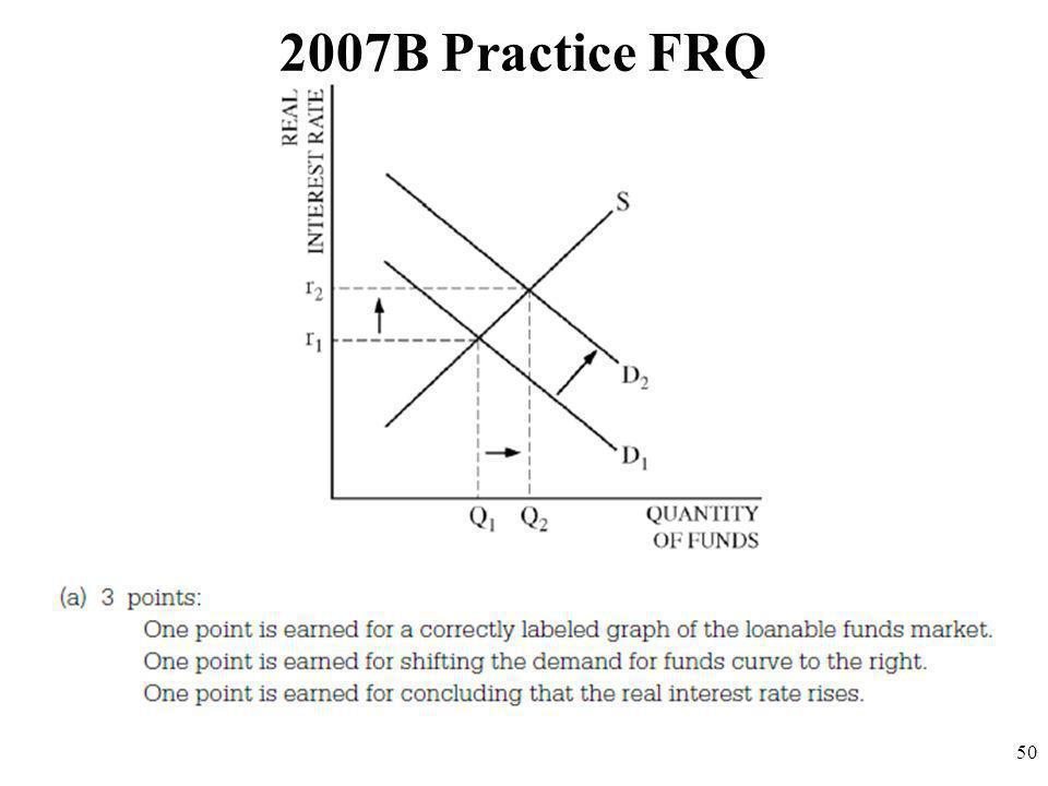 2007B Practice FRQ 50