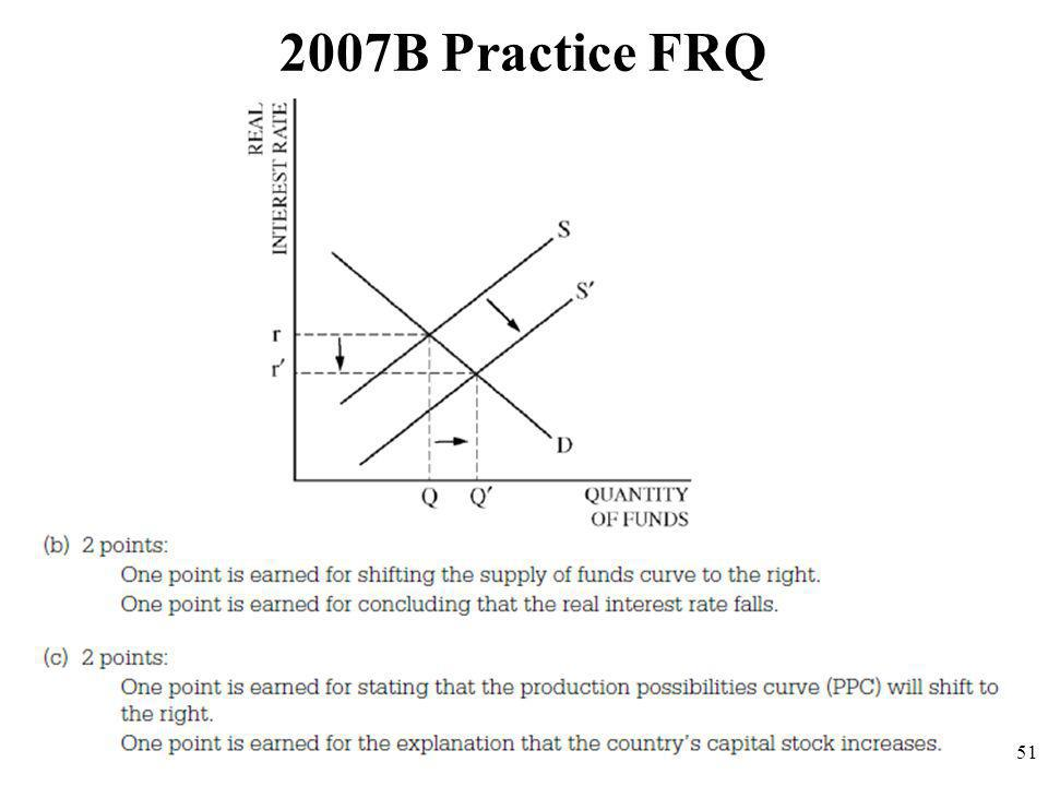 2007B Practice FRQ 51