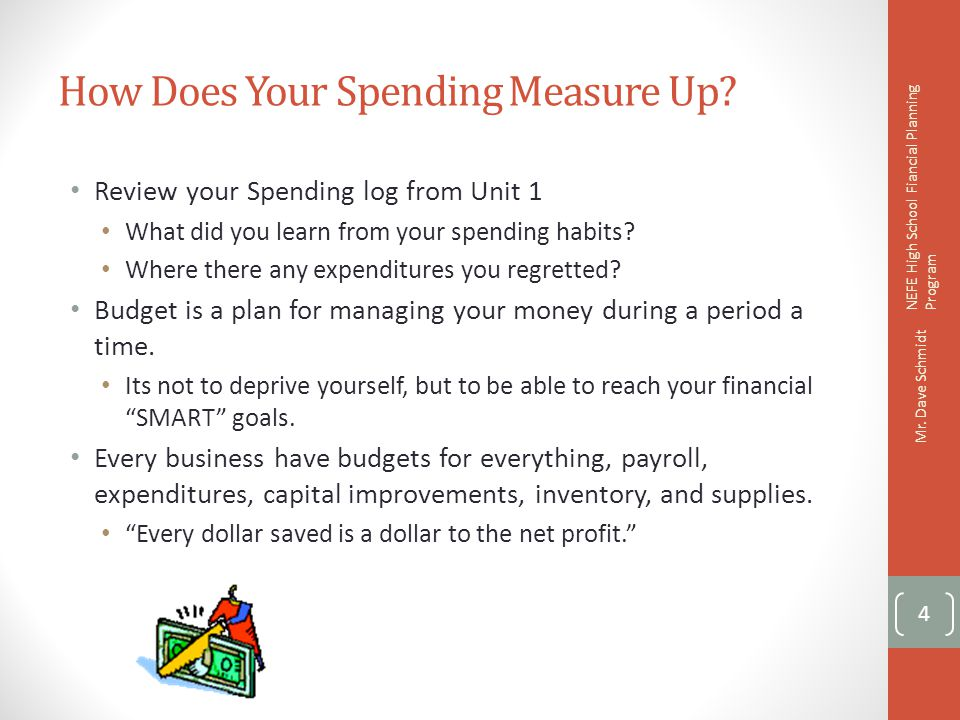 How Does Your Spending Measure Up