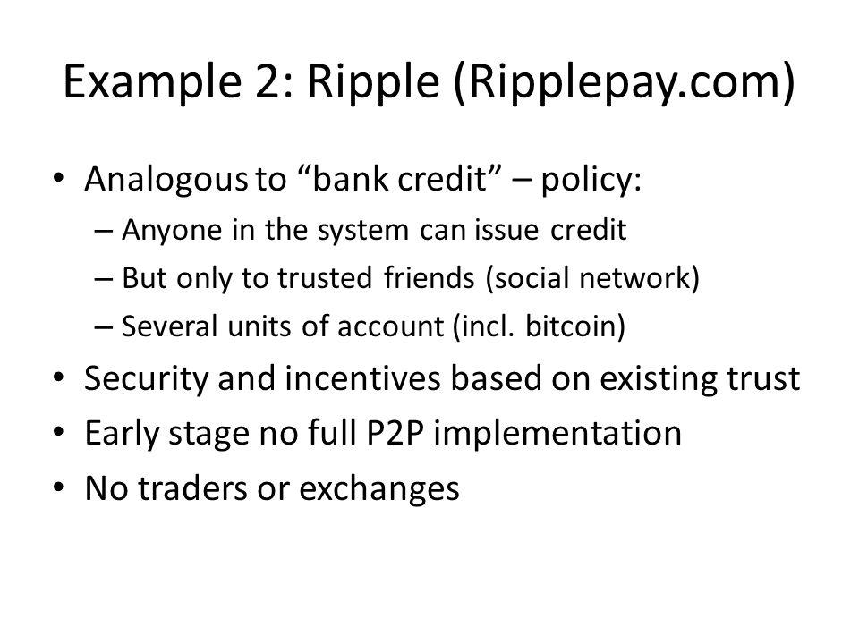Example 2: Ripple (Ripplepay.com)
