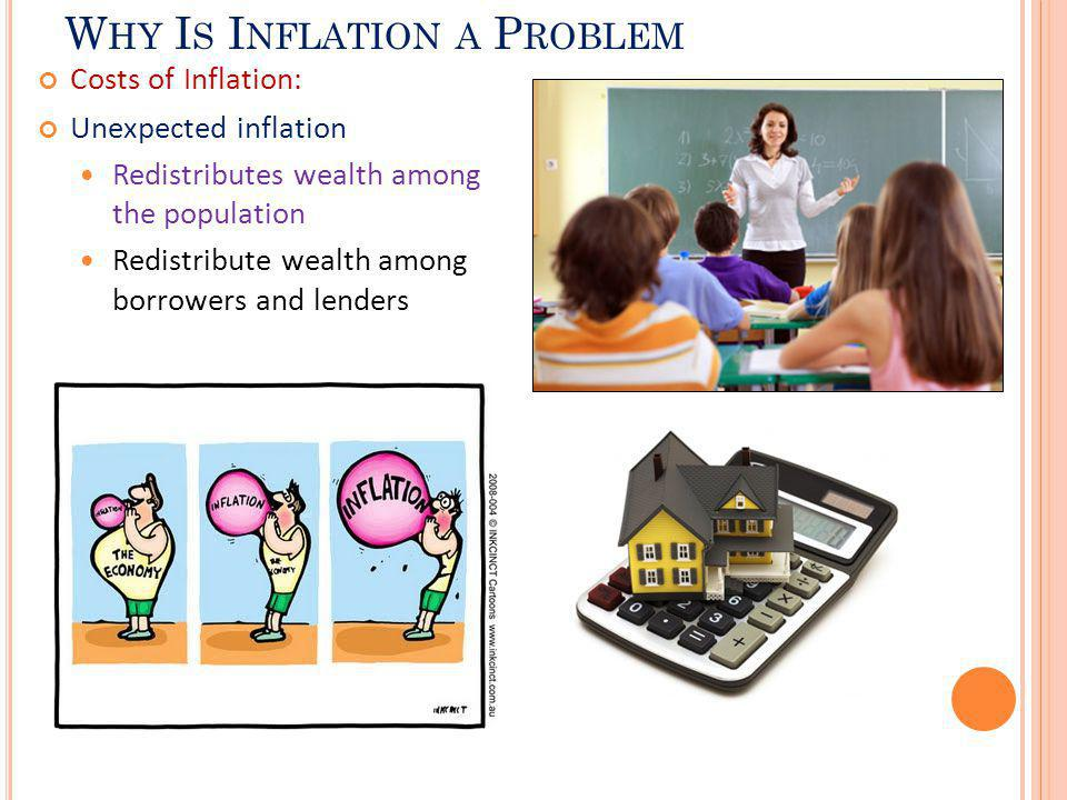 Why Is Inflation a Problem