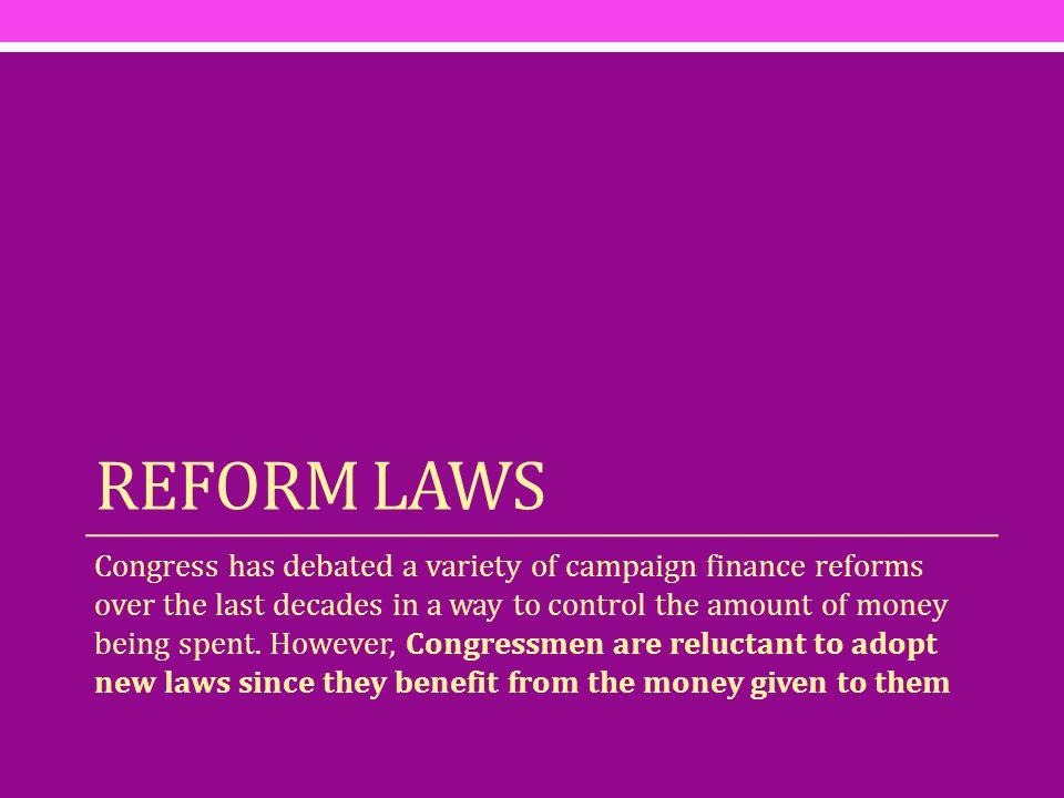 Reform Laws