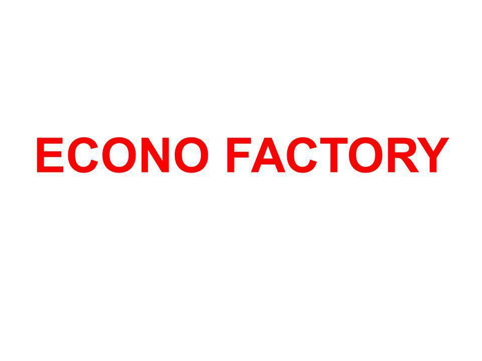 ECONO FACTORY