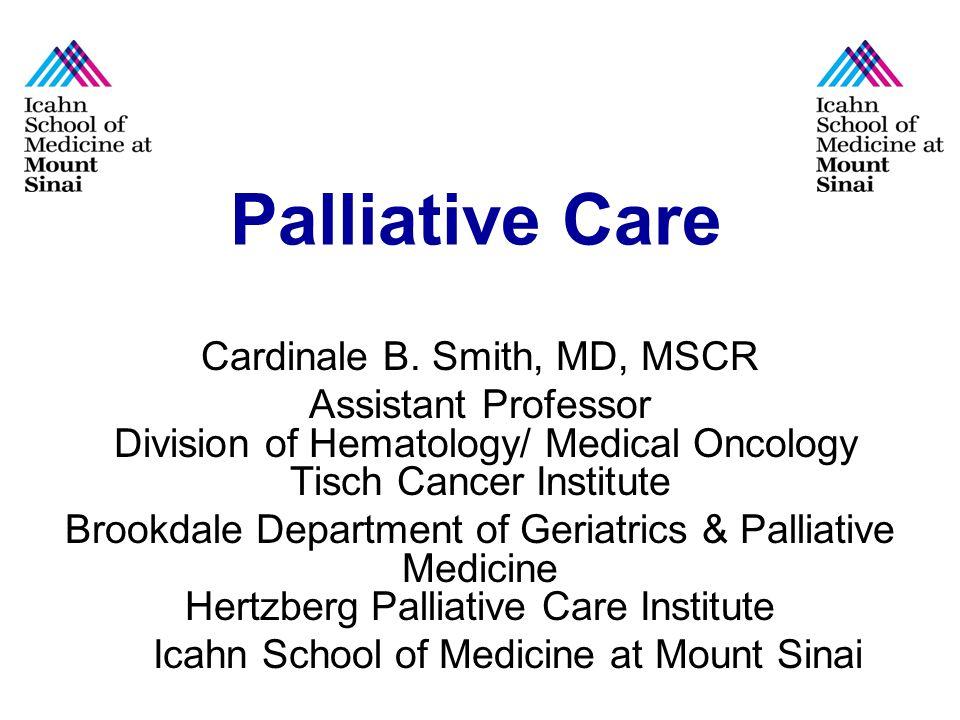 Nathan Goldstein, MD Mount Sinai School of Medicine