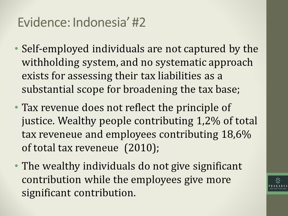 Evidence: Indonesia' #2