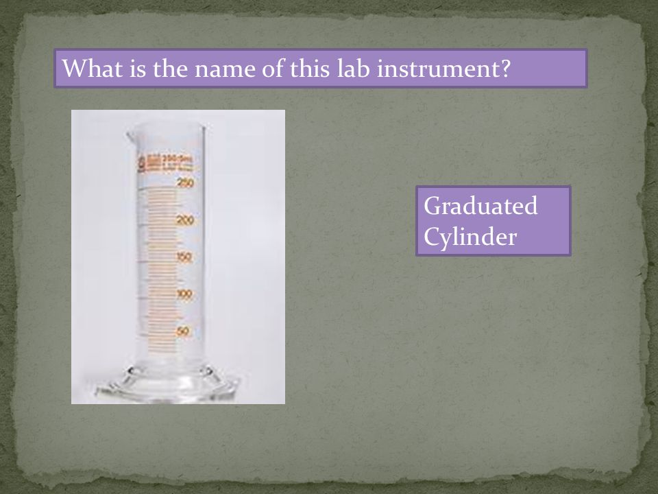 What is the name of this lab instrument