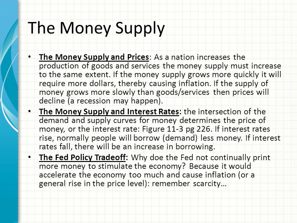 The Money Supply