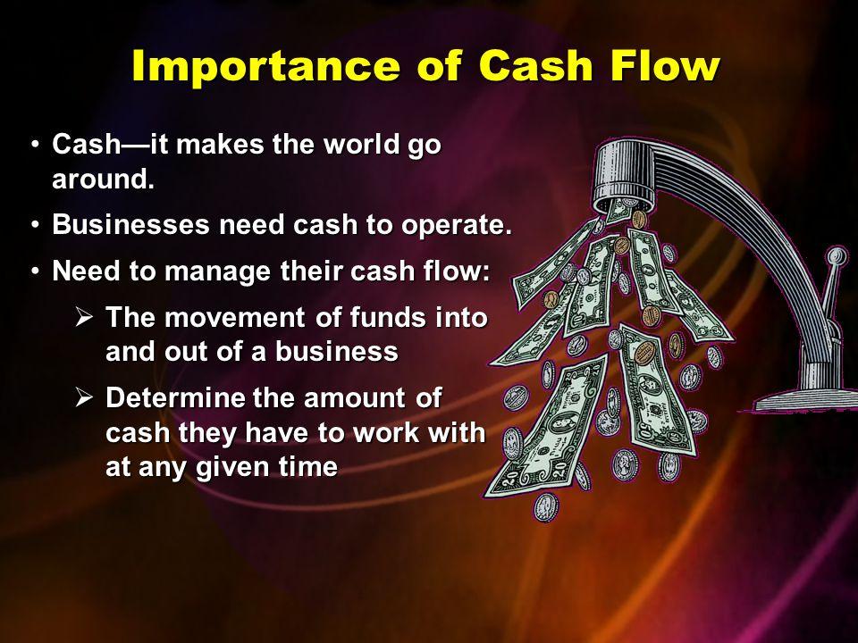 Importance of Cash Flow