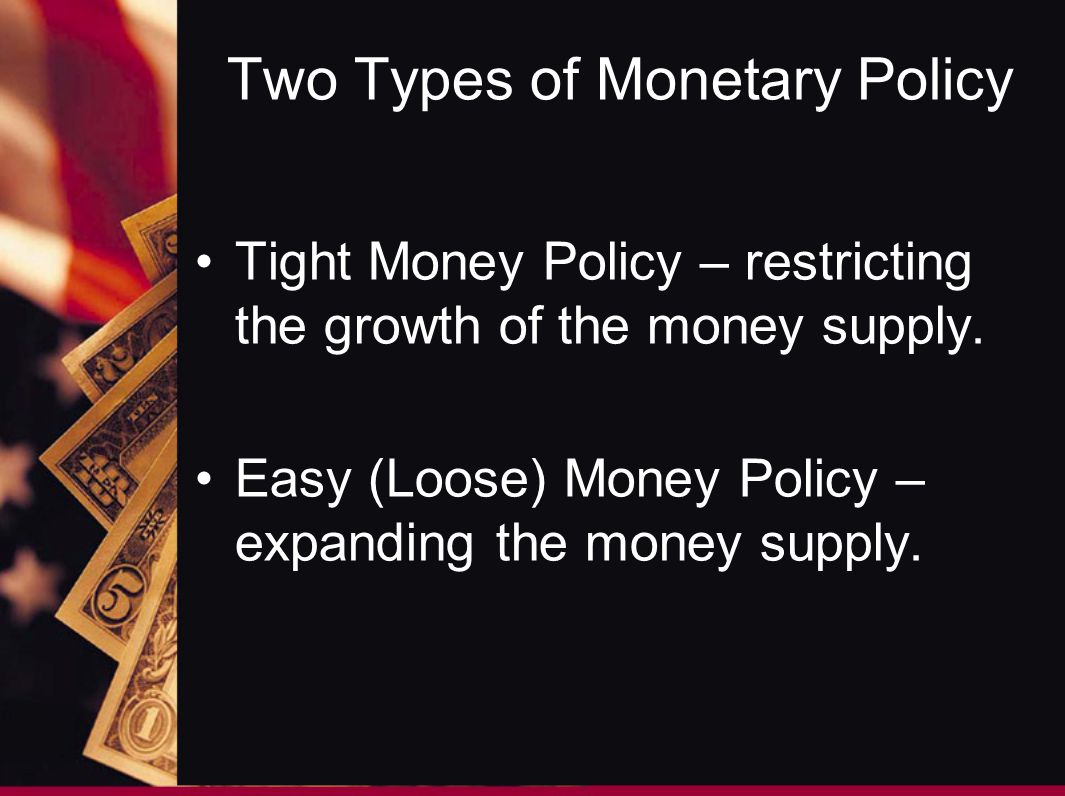 Two Types of Monetary Policy