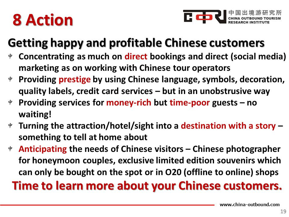 Time to learn more about your Chinese customers.