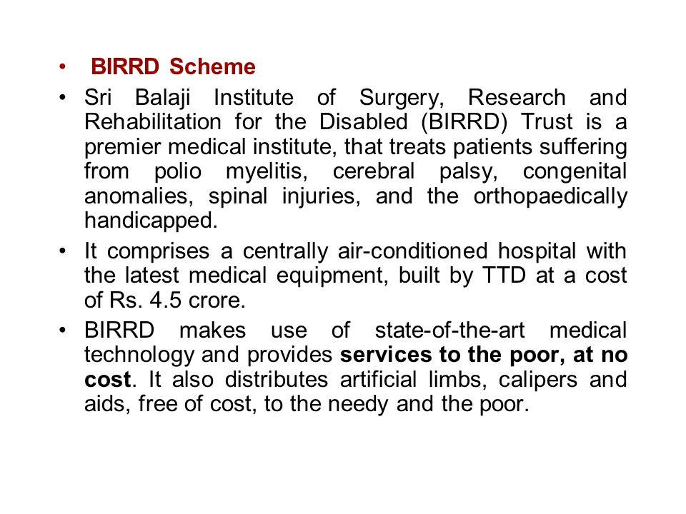 BIRRD Scheme