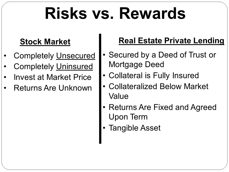 Real Estate Private Lending