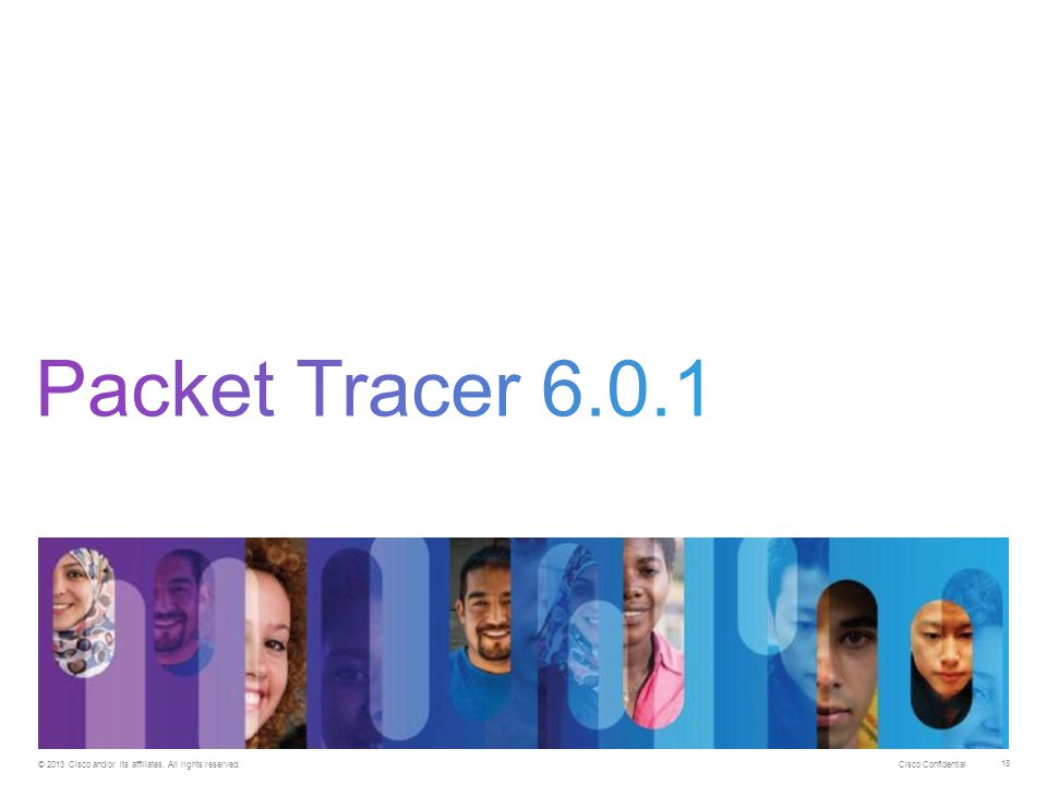 Packet Tracer 6.0.1