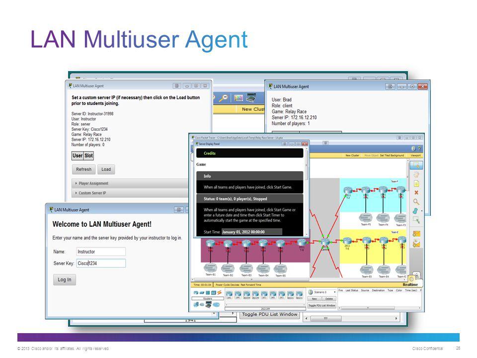 LAN Multiuser Agent