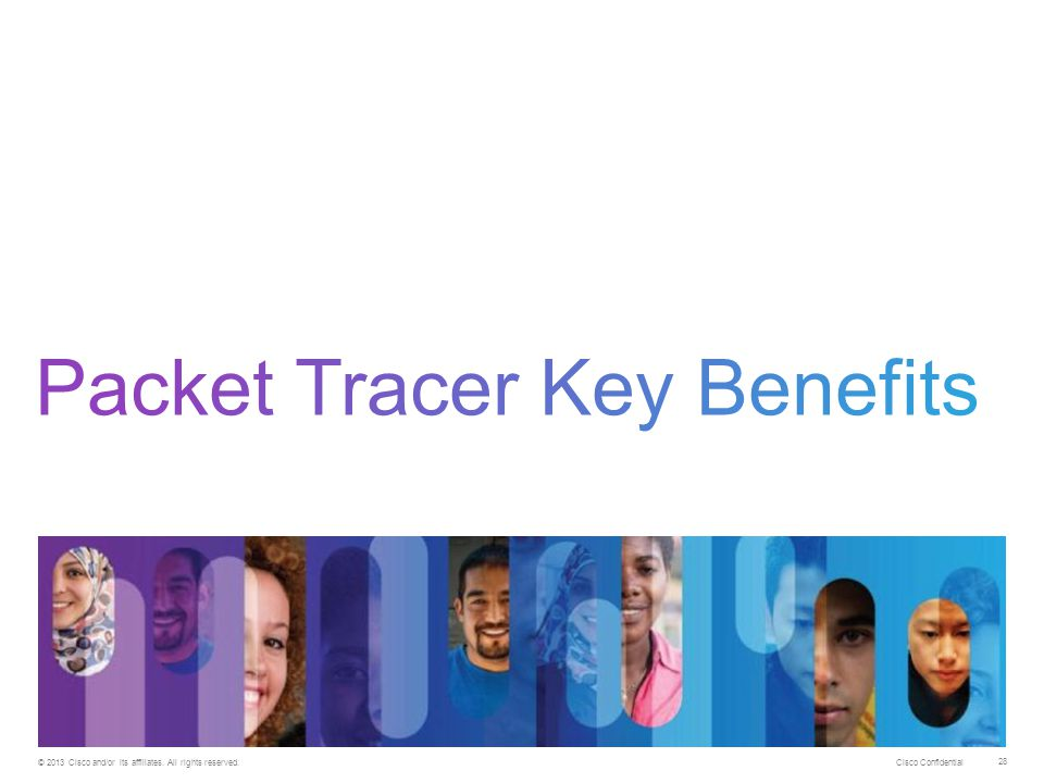 Packet Tracer Key Benefits
