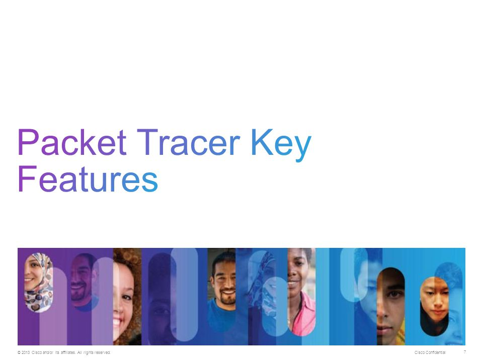 Packet Tracer Key Features