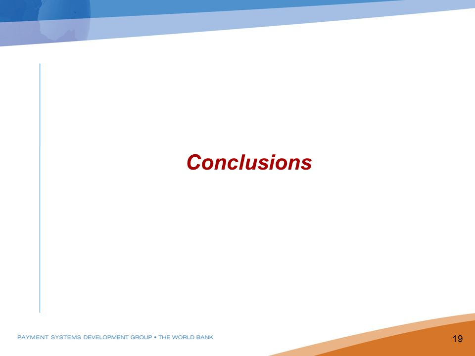01.04.2017 Conclusions 19