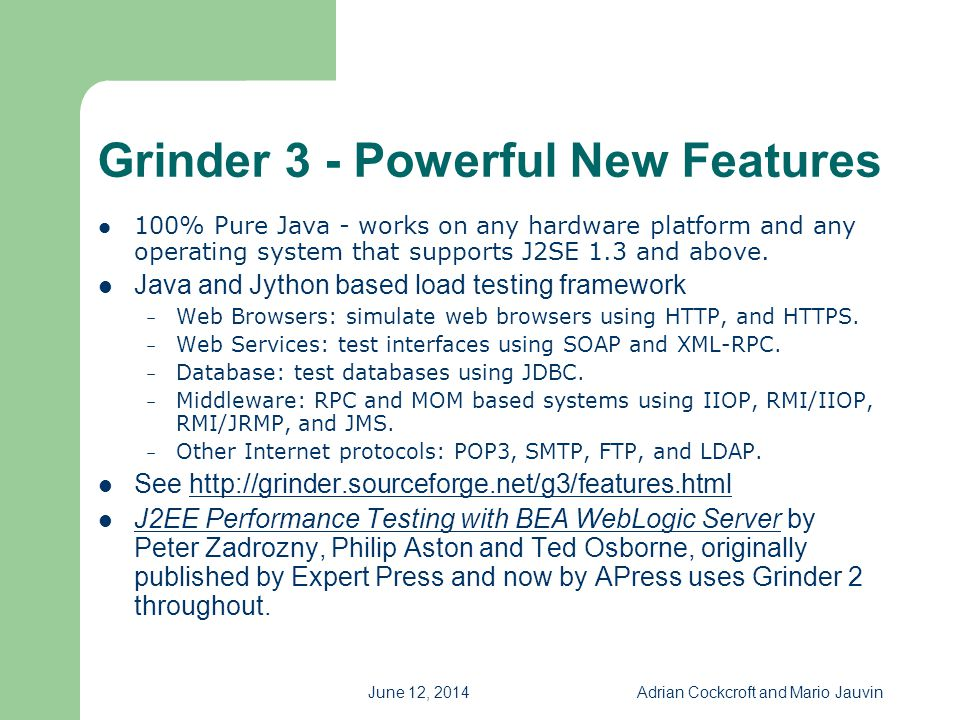 Grinder 3 - Powerful New Features
