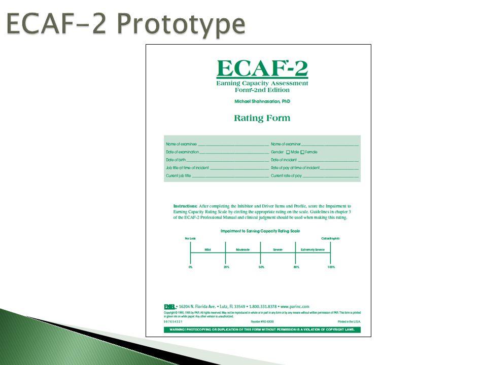 ECAF-2 Prototype