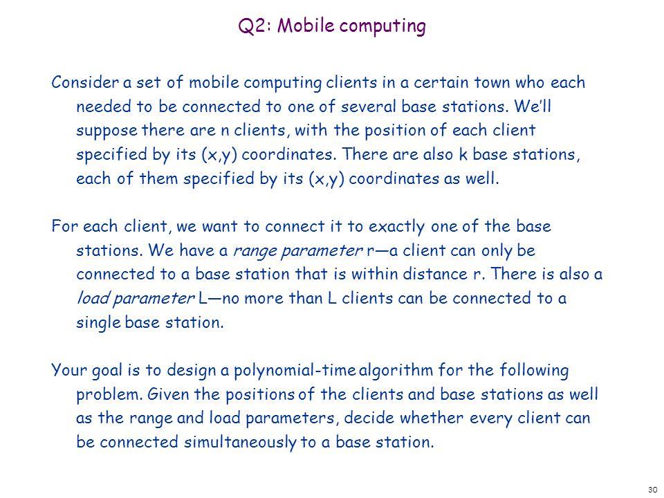Q2: Mobile computing