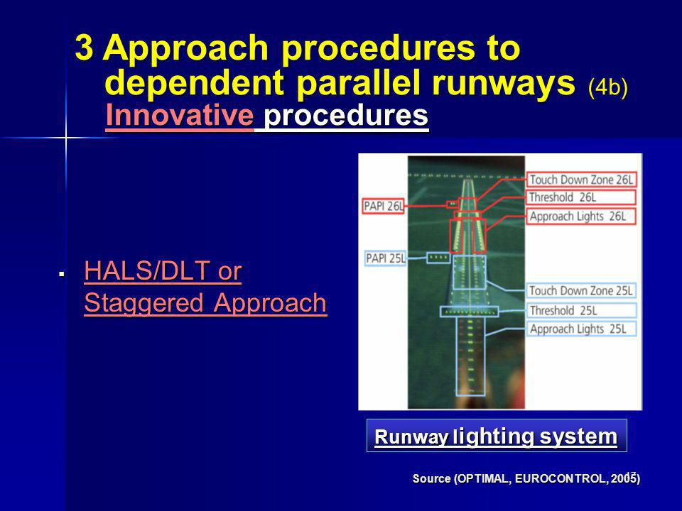 Runway lighting system