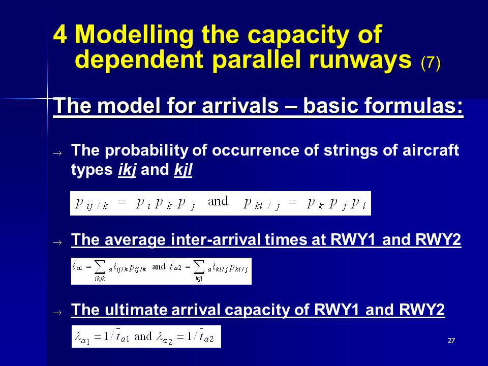 4 Modelling the capacity of dependent parallel runways (7)