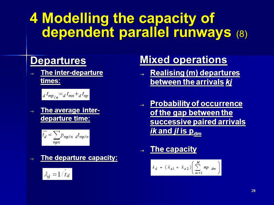 4 Modelling the capacity of dependent parallel runways (8)
