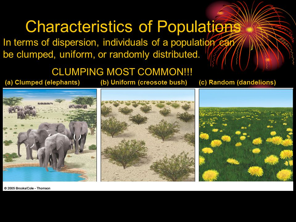 Figure 9-2 Page 164 Characteristics of Populations