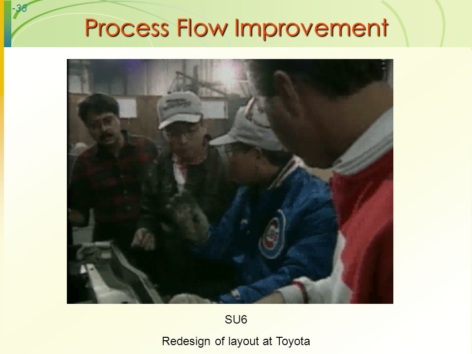 Process Flow Improvement
