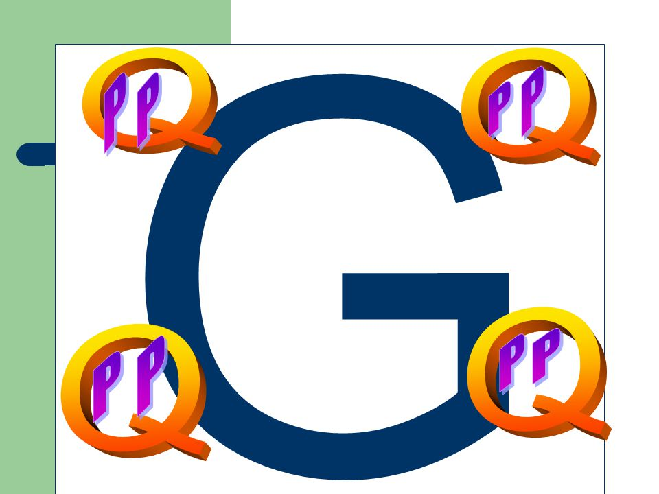 G Q Q Capacity P P P P Q Q P P P P