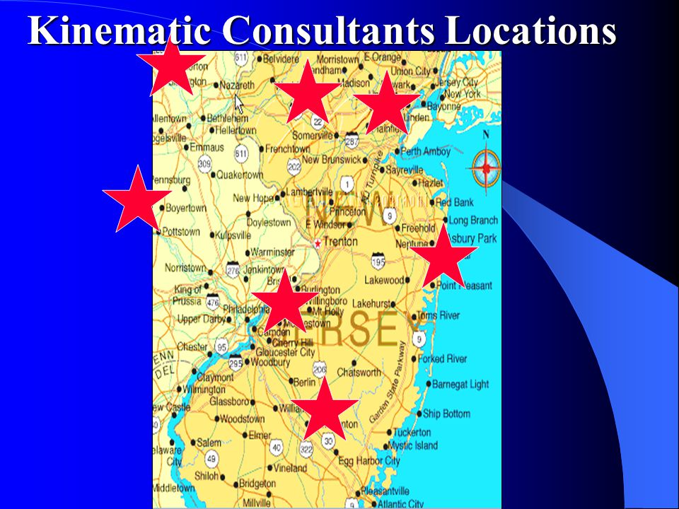 Kinematic Consultants Locations