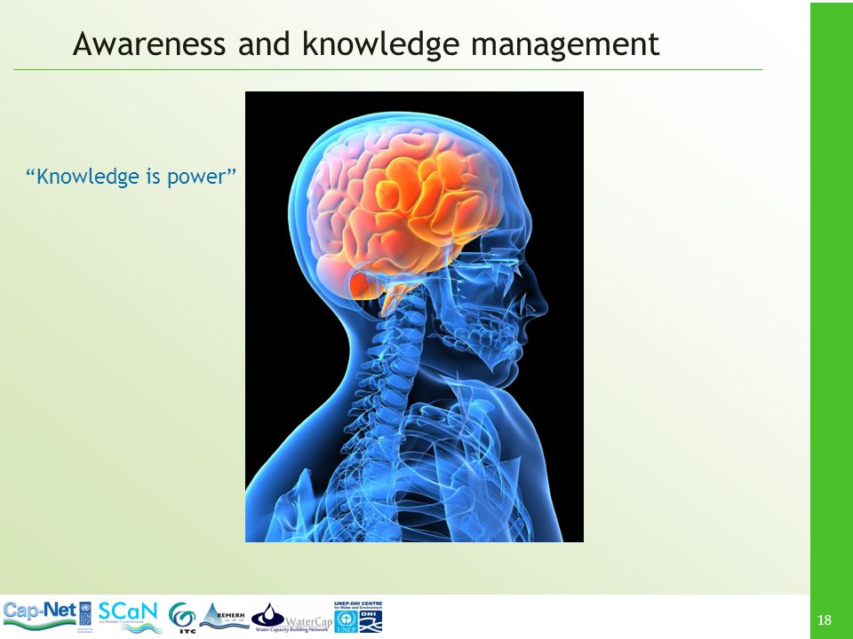 Awareness and knowledge management