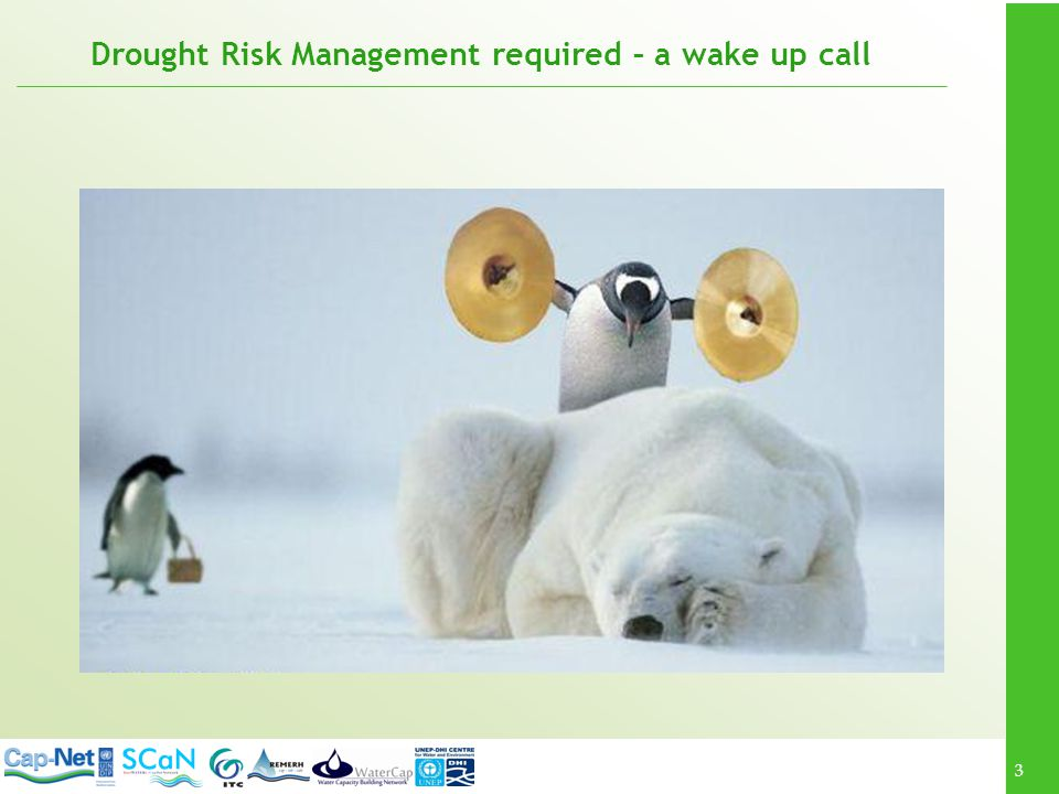 Drought Risk Management required – a wake up call