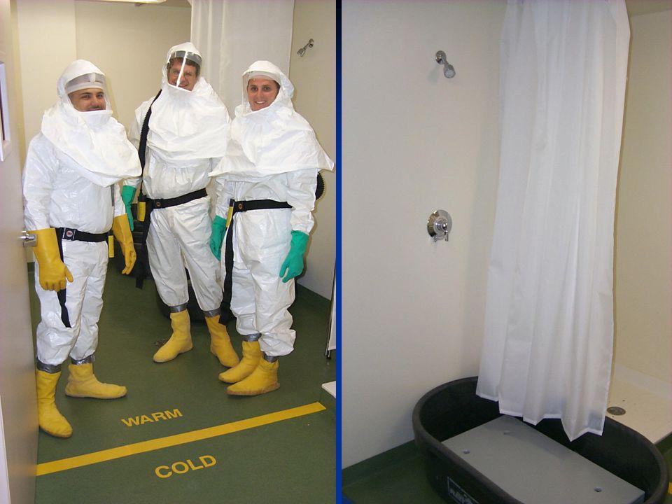Example of capability planning – hospital hazmat preparedness.