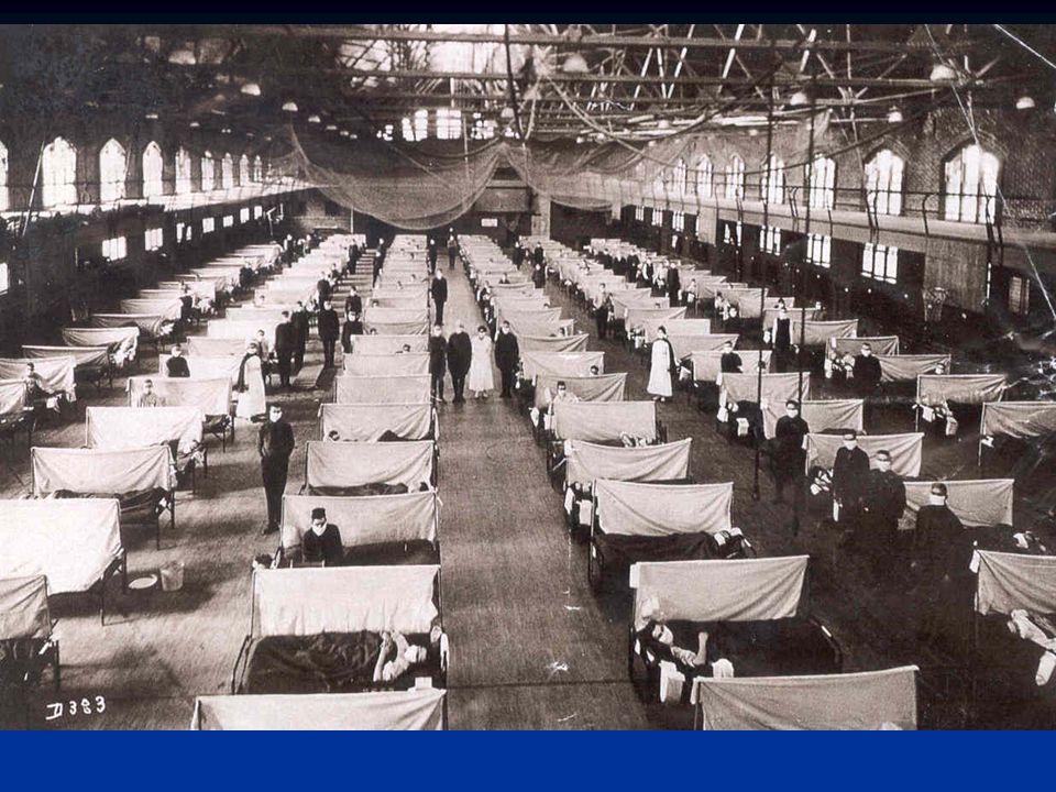 Ames IA, 1918 influenza pandemic (old University of IA fieldhouse)