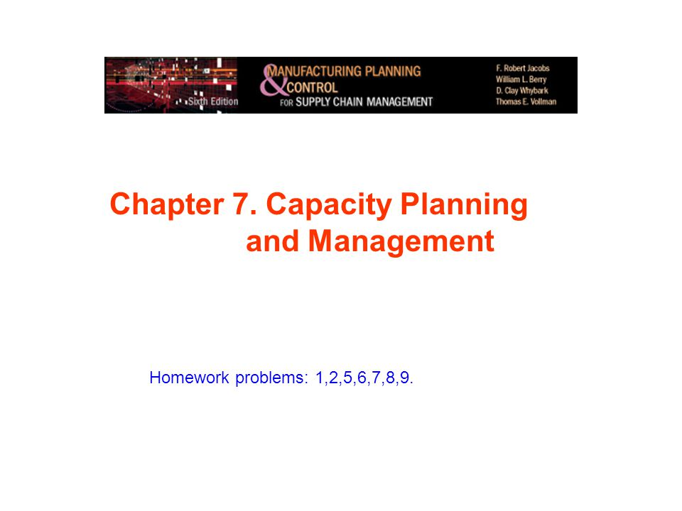 chapter 6 planning capacity Mental capacity act code of practice • chapter 6 explains how the act protects people providing care or.