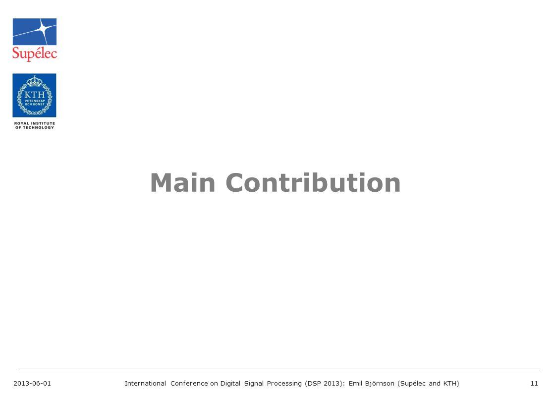 Main Contribution 2013-06-01.