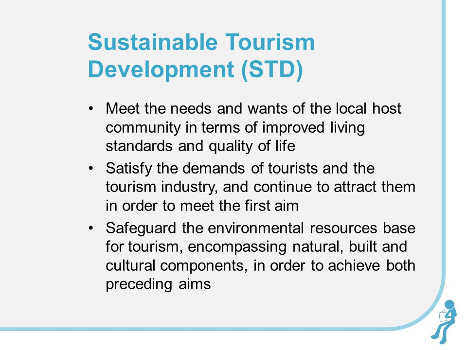 Sustainable Tourism Development (STD)