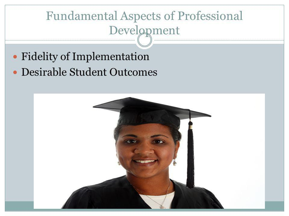 Fundamental Aspects of Professional Development