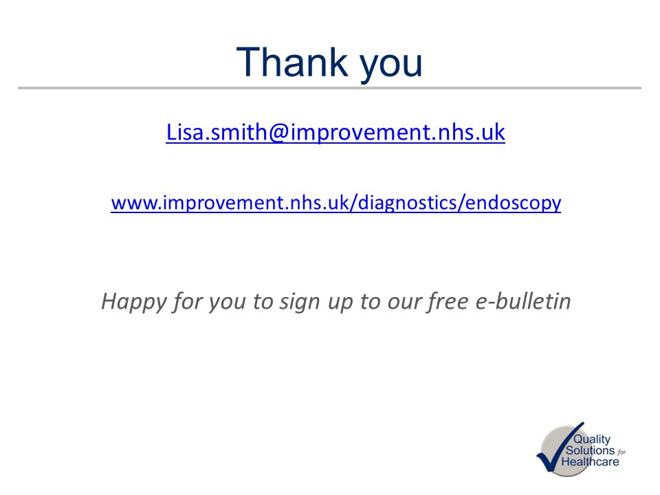Happy for you to sign up to our free e-bulletin