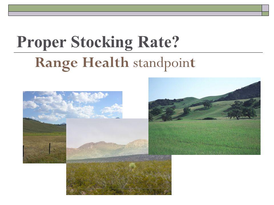Range Plants -- OBJ 2: PPT