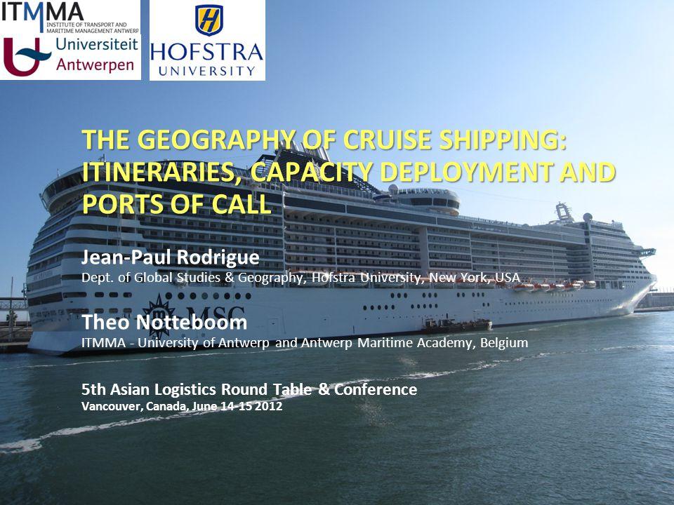 Ship Happens… Costa Cruises: -25% bookings (May 2011/12)