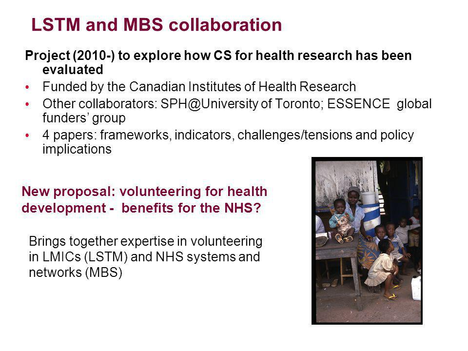 LSTM and MBS collaboration