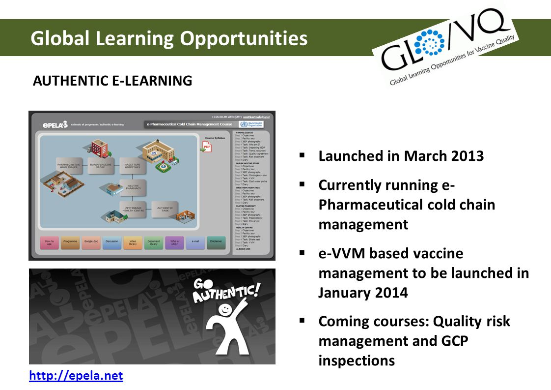 Global Learning Opportunities