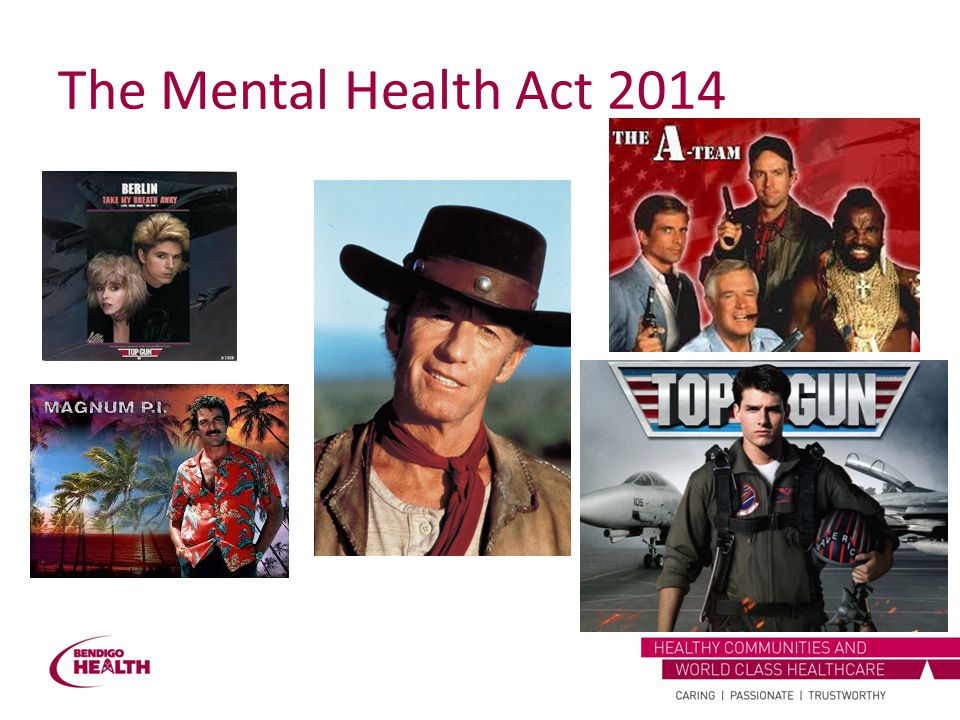 The Mental Health Act was a good year for film and TV….