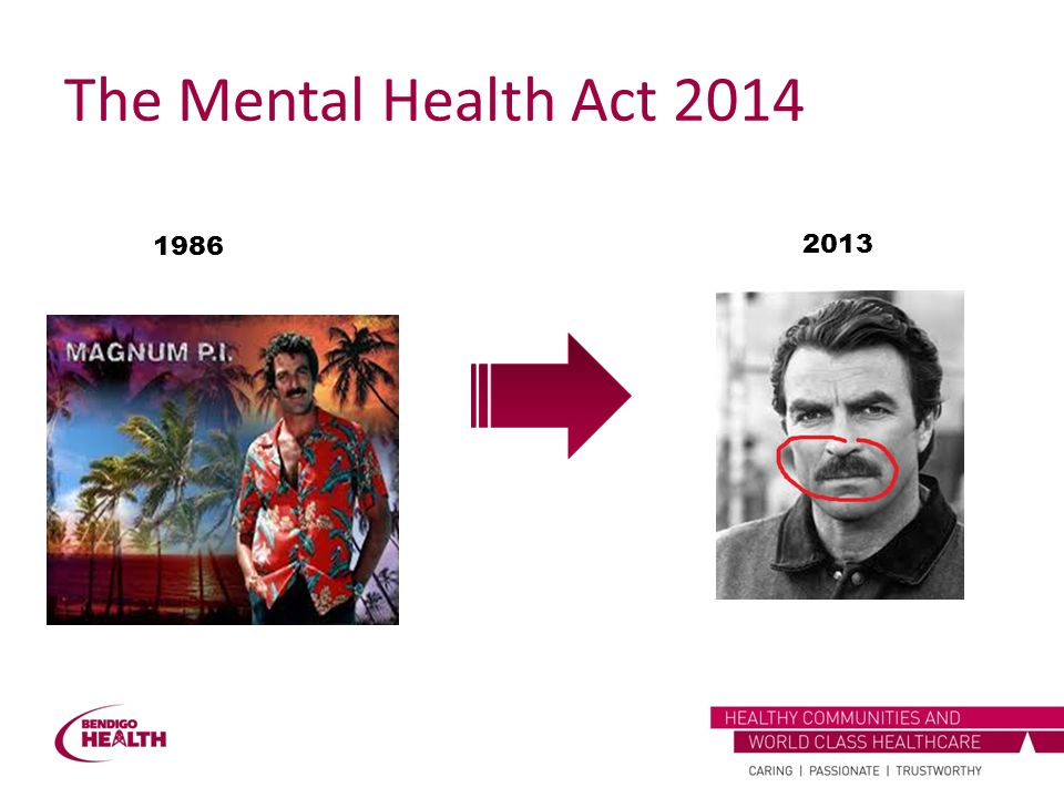 The Mental Health Act